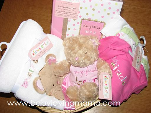 Sandra Magsamen Baby Gifts & Apparel {Spring Event Review & Giveaway #23}