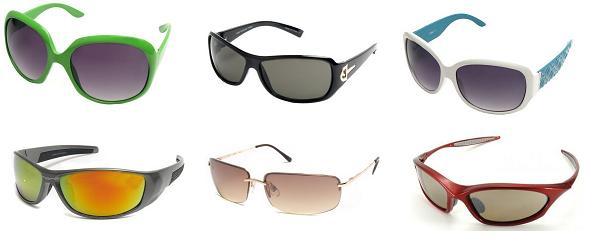 SunglassWarehouse Options