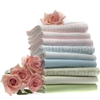 Swaddle Designs FRESH PASTEL COLLECTION Rose
