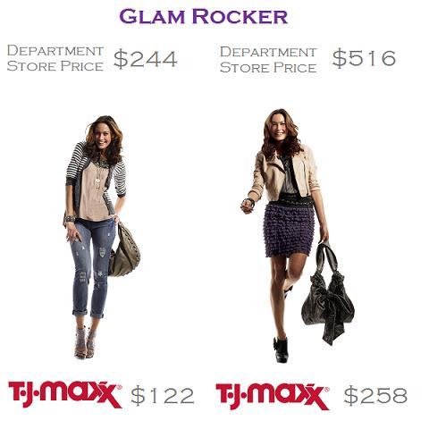 TJ Maxx Glam Rocker
