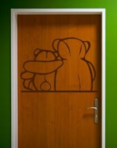 Wall Decals Bear Buddies