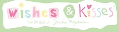 Wishes & Kissesb Logo