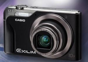 casio cameras exh10