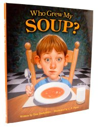 Campbells Who Grew My Soup