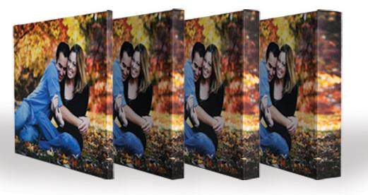 Canvas Press Gallery Wrapped Canvas