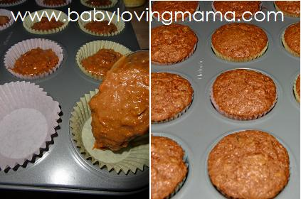 Duncan Hines Carrot Raisin Cupcakes 3