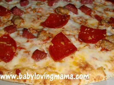 Freschetta Zesty Italian Flatbread Pizza {Review}