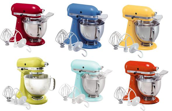 KitchenAid Artisan 5 Quart Stand Mixer {Spring Event Review & Giveaway #45}