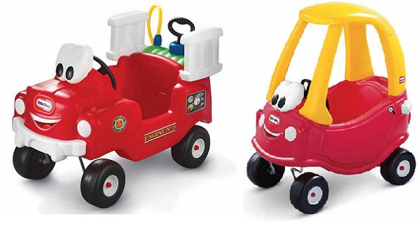 Little Tikes Fire Truck & Cozy product