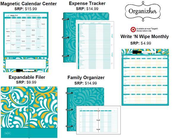Mead Organizher RG Items