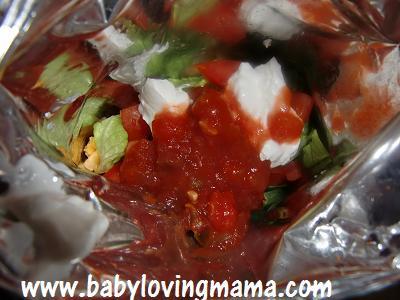 Taco in a Bag 6