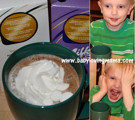 Tassimo Hot Chocolate