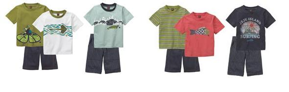 Tea Collection Boys Sets