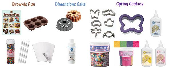 Spring Baking with Wilton {Spring Event Review & Giveaway #36}