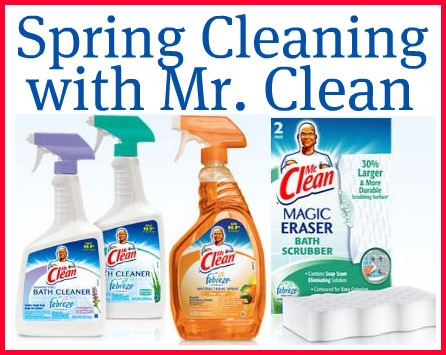 mr clean giveaway