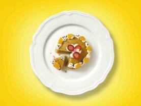 Aunt Jemima Confetti Pancakes