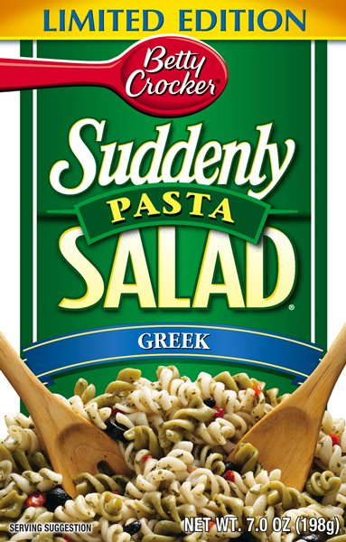 Suddenly Delicious with Suddenly Salad {Review & Giveaway}