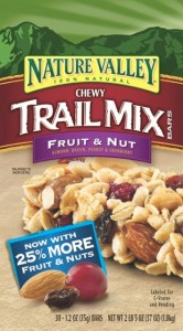 Nature Vally Trail Mix Bars Sams Club