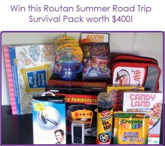 VW Routan – Helping You Survive the Summer Road Trip {Giveaway}