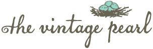 The Vintage Pearl Logo