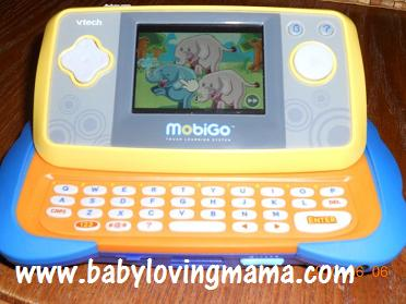 Put your kids on the cutting edge with VTech's MobiGo Touch Learning System. The MobiGo will teach colors, shapes, spelling, math, logic and more!