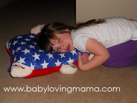 Patriotic My Pillow Pet {Review}
