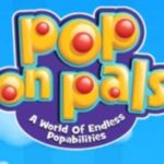 Pop On Pals Amusement Park Center Playset {Review}