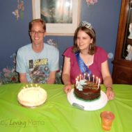 Wordless Wednesday – My Husband is Full of Surprises