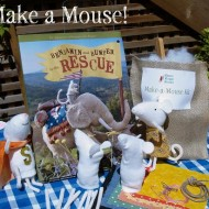 Benjamin & Bumper to the Rescue Book & Mouse Craft Kit {Review & Giveaway}