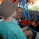 Wordless Wednesday – Oops at Sea World
