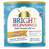 Bright Beginnings Formula by Parent's Choice at Diapers.Com {Giveaway}