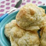 Homemade Drop Biscuits Recipe