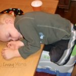 Wordless Wednesday – Tuckered Out