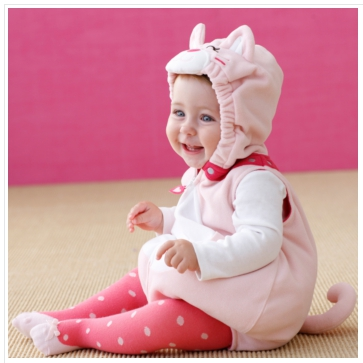 And ...  sc 1 st  Finding Zest & Carteru0027s Halloween Costumes: Scary Cute! Review - Finding Zest