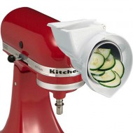 KitchenAid Stand Mixer Attachments- Proving Your Mixer is Not Just for Baking {Review & Giveaway} CLOSED