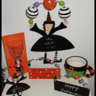 Sandra Magsamen Wickedly Spirited Halloween Collection {Review & Giveaway}