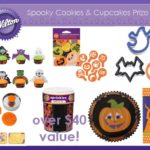 Wilton Halloween LIVE Giveaway: Friday 10/22 @ 2 pm CST/ 3 pm EST