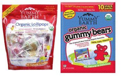 Very Yummy: YummyEarth Organic Candy {Review & Giveaway}