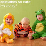 Carter's Halloween Costumes: Scary Cute! {Review}