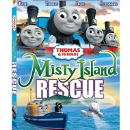 Thomas & Friends Misty Island Rescue DVD {Review}