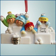 PersonalizedFree.com Offers Personalized Holiday Ornaments {Review & Giveaway}