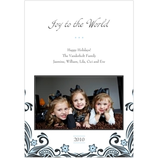 Spellbound Holiday Card