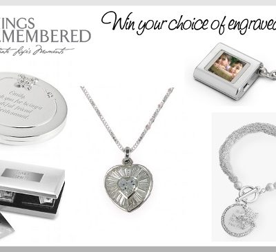 Holiday Gift Ideas from Things Remembered {Gift Guide Giveaway #2}