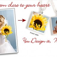 Kathy Lo Rocks Gorgeous Customized Photo Jewelry {Review & Giveaway}