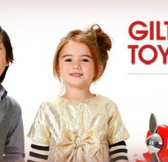 Gilt Children: Offering Discounts and Giving Back {$100 Credit Giveaway}