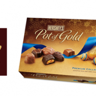 Hershey's Pot of Gold Chocolates = Handy Holiday Gift