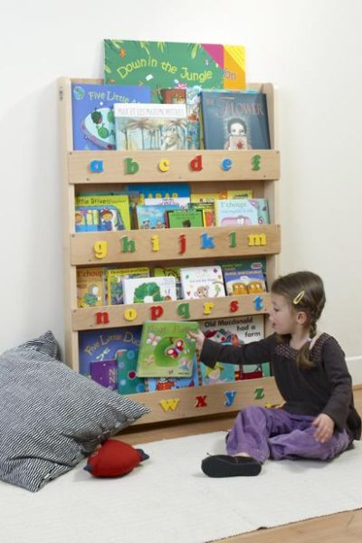 Fabulous Book Storage with the TidyBooks Bookcase {Review}