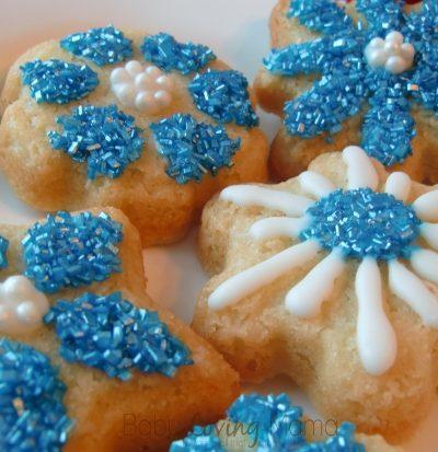 Wilton Snowflake Sugar Cookies