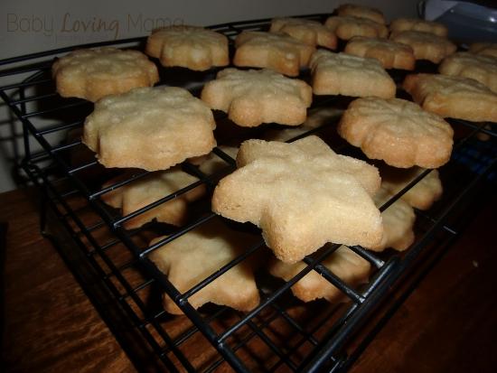 Wilton Snowflake Sugar Cookies 6