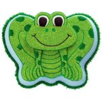 A Little Froggie Love is in the Air – Prepping for a Frog Birthday Cake